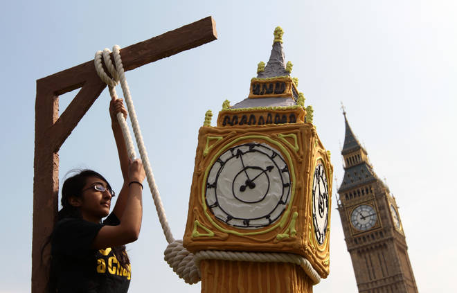 A hung Parliament could lead to a coalition government