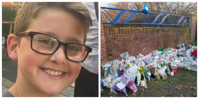 Harley Watson was killed during a hit-and-run outside his school