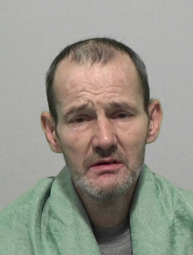 Jailed Graham Liddle, 50