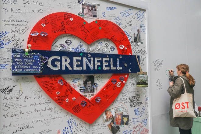 The new commander will deliver on the recommendations from the Grenfell Inquiry report