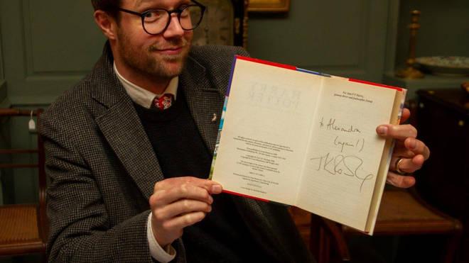 Jim Spencer, Hanson's books expert