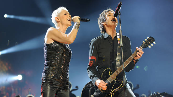Roxette songs included Joyride and It Must Have Been Love