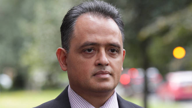 Dr Manish Shah was found guilty of 25 offences