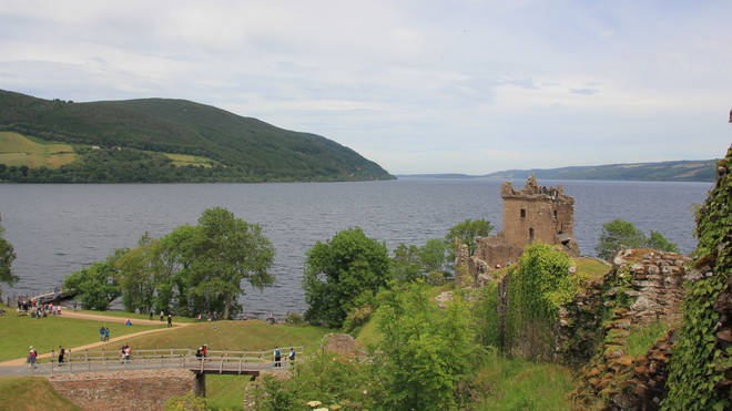Loch Ness is famously the home of mythical monster Nessie