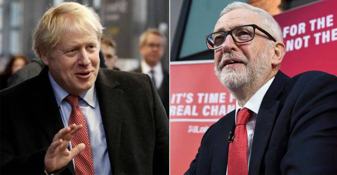 Who will win a majority? Boris Johnson or Jeremy Corbyn?