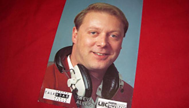 Steve Allen in the 1990s