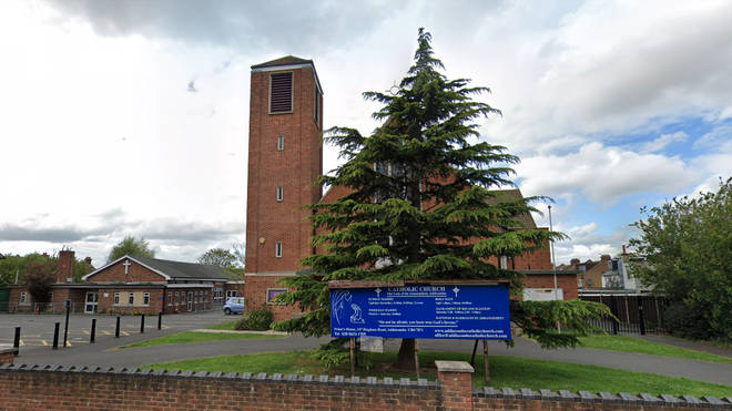 "A young boy suffered ""serious burns"" at a church in Croydon"