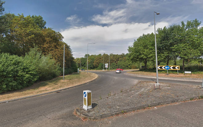 The stabbing took place between H6 Childs Way and Padstow Avenue, in Fishermead, Milton Keynes