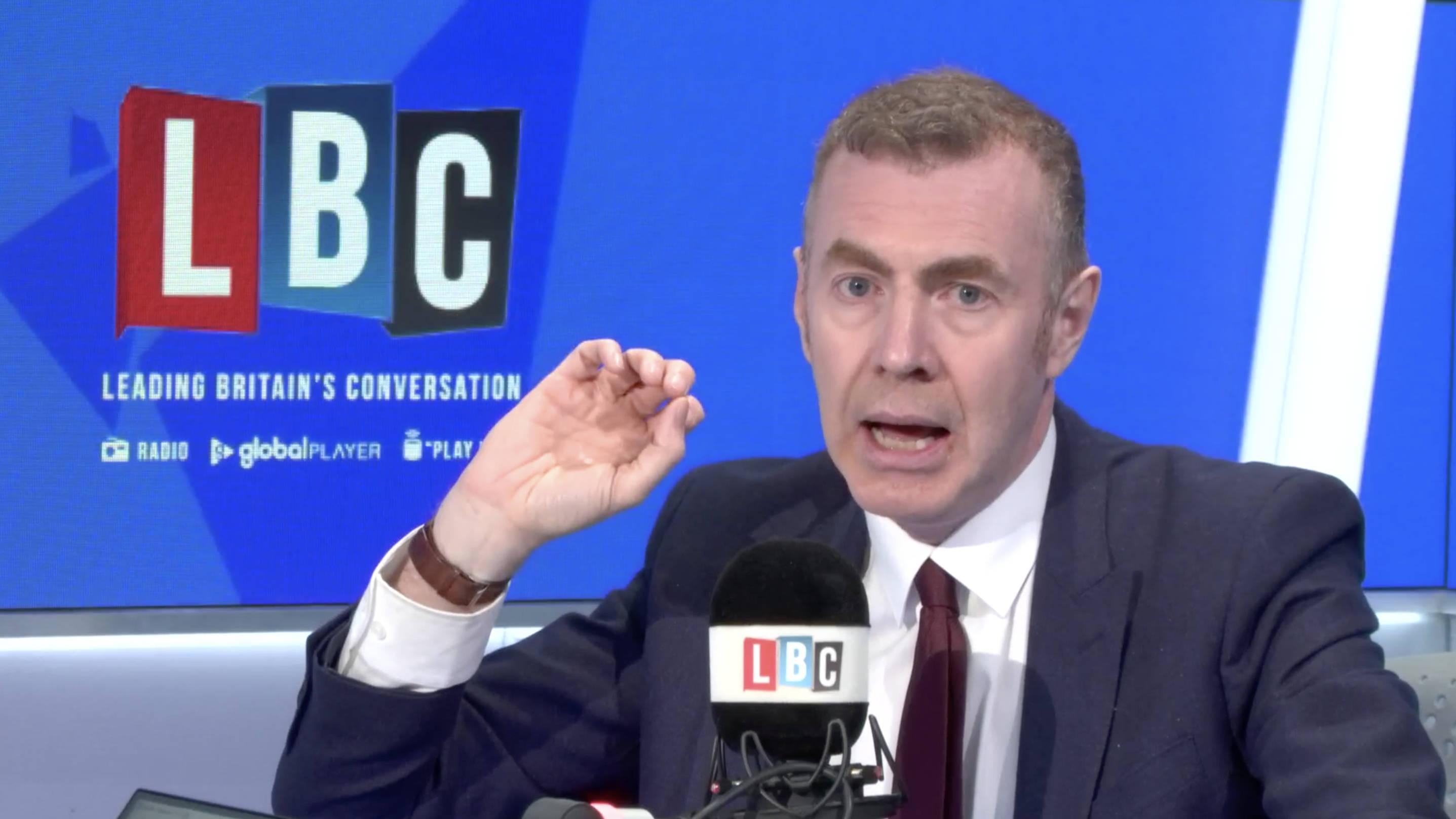 Plaid Cymru leader tells Iain Dale that Labour's dominance