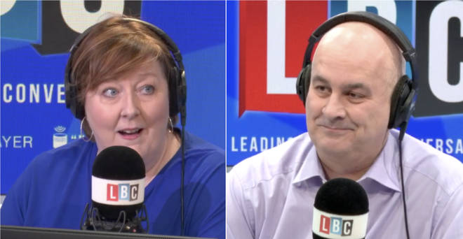 Iain Dale and Shelagh Fogarty respond to the exit poll