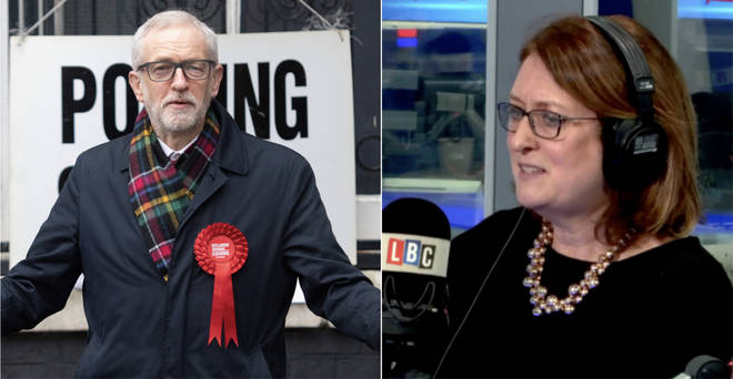 Jacqui Smith looked into the future of the Labour Party