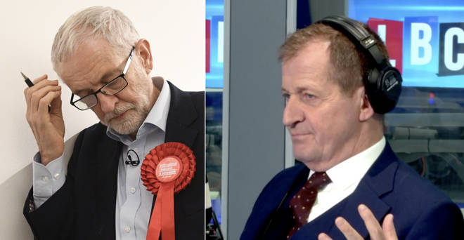 Alastair Campbell didn't hold back when discussing Jeremy Corbyn