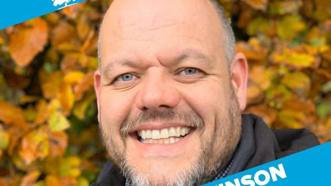 Mark Jenkinson wins the Workington seat for the Conservatives