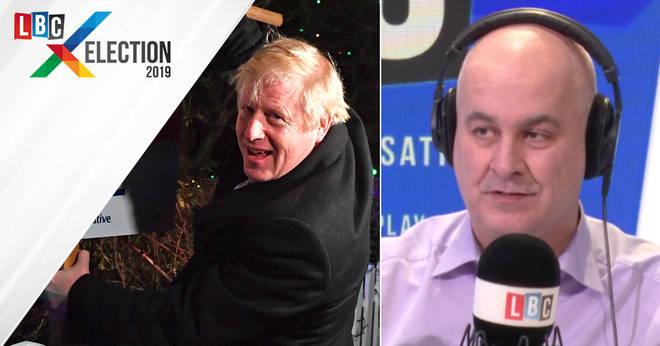 Iain Dale had this advice for Boris Johnson