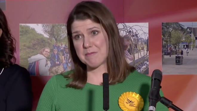 Jo Swinson has lost her seat to the SNP