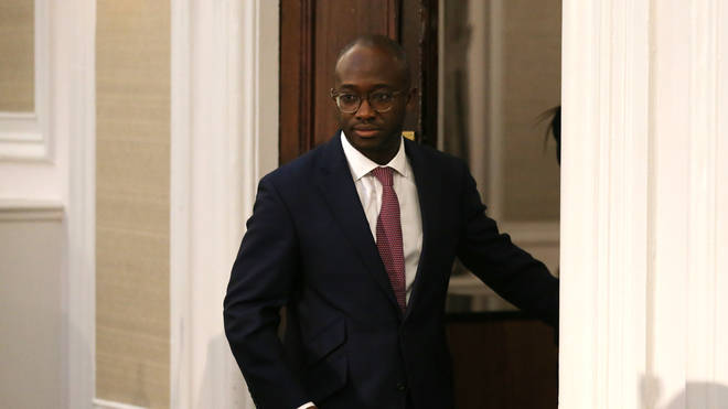 Sam Gyimah was also one of the losers of the night
