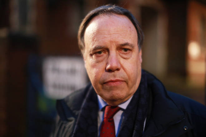 DUP Westminster leader Nigel Dodds lost his seat in the House of Commons