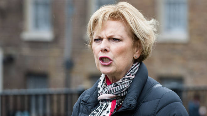 Anna Soubry lost her seat during the night