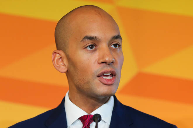Chuka Umunna hoped to clinch victory in the City of London