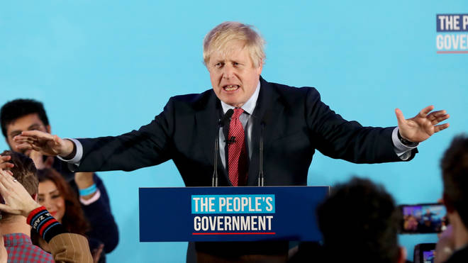Boris Johnson has promised to get Brexit done