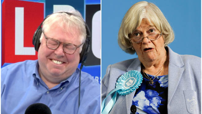 "Ann Widecombe insists Brexit Party results weren&squot;t ""calamitous"""