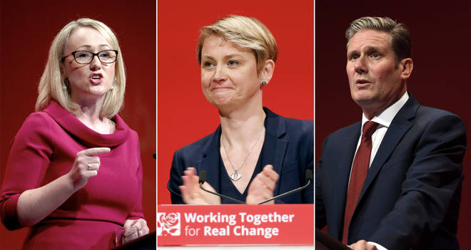 Could any of these replace Jeremy Corbyn?