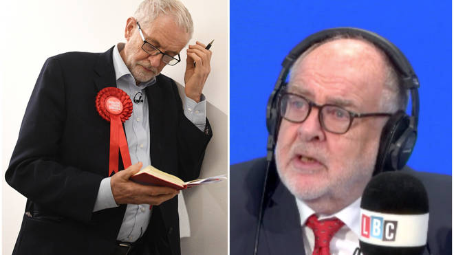 Lord Falconer: Corbyn's policies have completely failed to connect