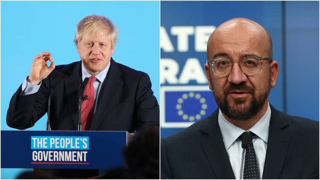 EU President has said they are ready for the next stage
