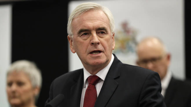 John McDonnell has so far ruled out standing for leader