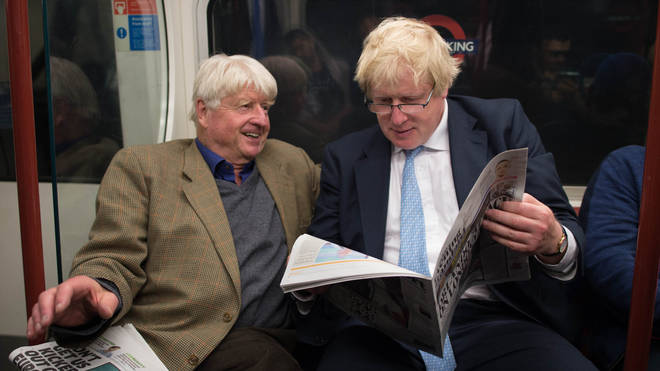 Boris Johnson's dad says proroguing parliament proves his son is a good leader