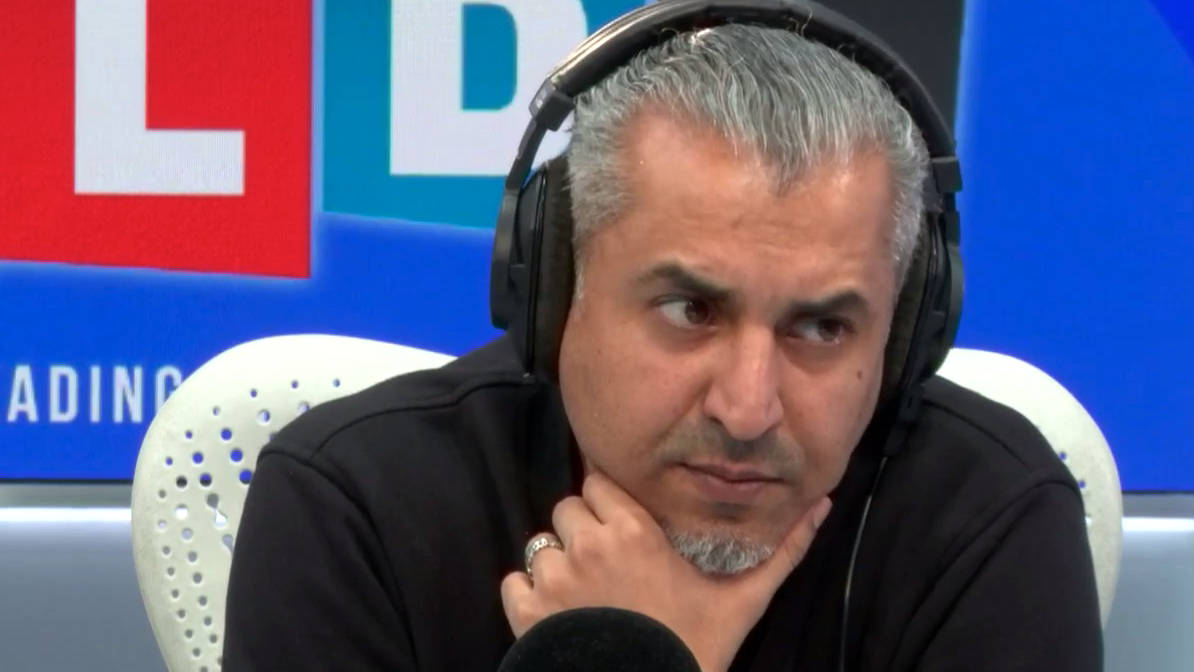 Listeners want this Maajid Nawaz caller to be the next Labour leader