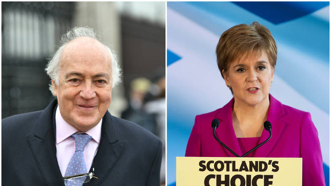 Michael Howard: Scottish nationals will be turned after Brexit