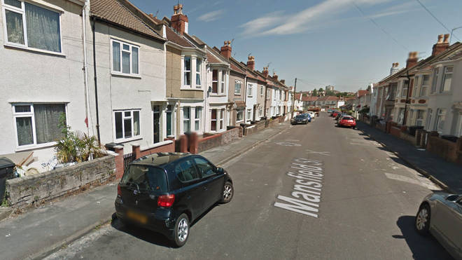 A 17-year-old has been stabbed to death in Mansfield Street, Bristol