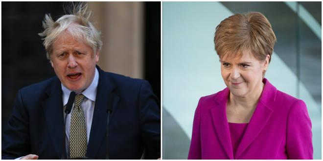 Nicola Sturgeon is pushing hard for a new referendum on Scottish independence