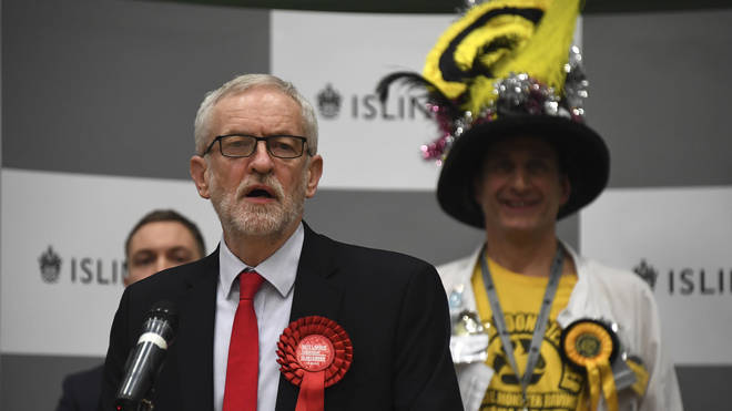 Thursday's general election result is the worst for Labour since 1935