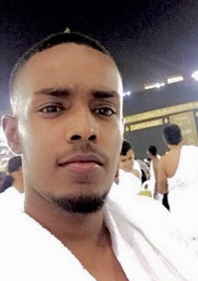 Mohamud Hashi was stabbed in Milton Keynes on Wednesday