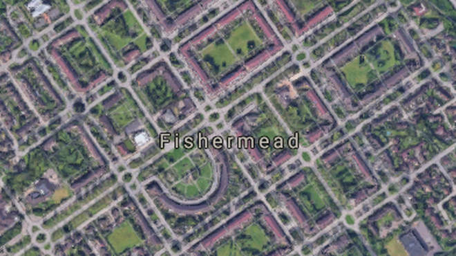 The incident took place in Fishermead, Milton Keynes