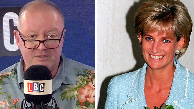 Steve Allen Opens Up About The Moment He Learned Of Diana's Death