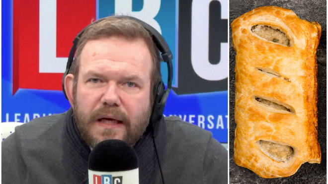 'Nobody actually wants gender-neutral sausage rolls, argues James O'Brien