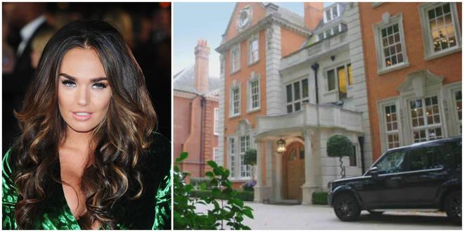 £50 million worth of jewellery from F1 heiress Tamara Ecclestone