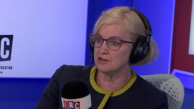 Amanda Spielman, Ofsted Chief Inspector, live in the LBC studio.