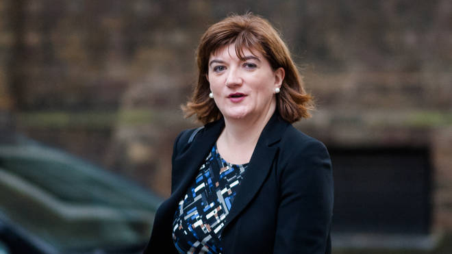 Nicky Morgan has been made a life peer