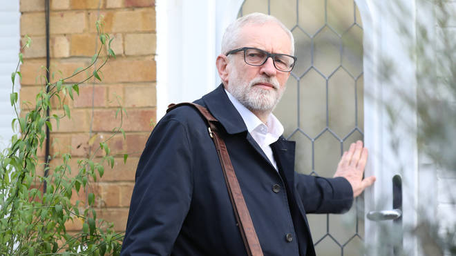"""Jeremy Corbyn will stand down after a """"period of reflection"""""""