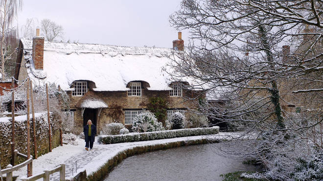 Betting on a white Christmas has become increasingly popular