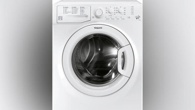 Whirlpool is alerting customers to a potential fire safety risk concerning certain models of Hotpoint and Indesit washing machines