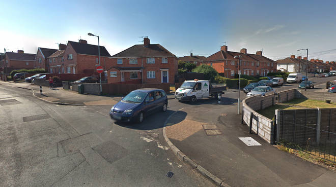 The stabbing took place on Parson Street, Bedminster, Bristol