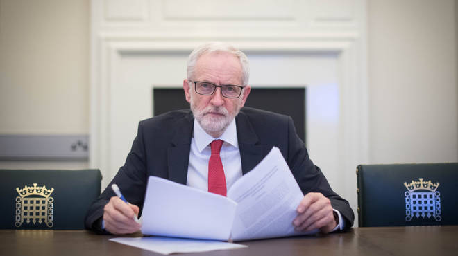 Jeremy Corbyn has been criticised by Labour MPs