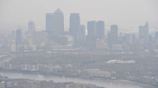 Doctors are warning of the health issues associated with air pollution