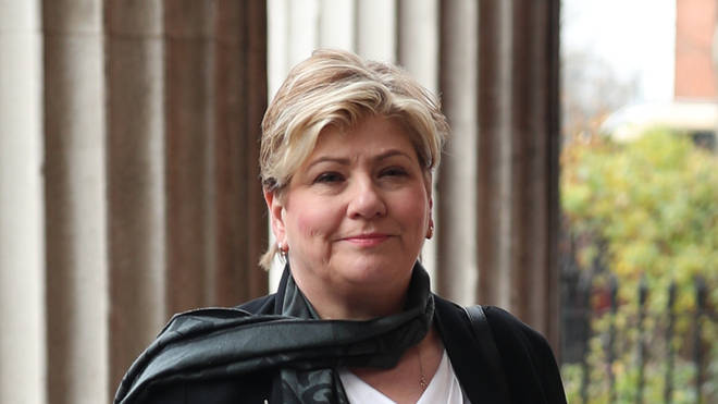 Shadow foreign secretary Emily Thornberry will run to become Labour leader