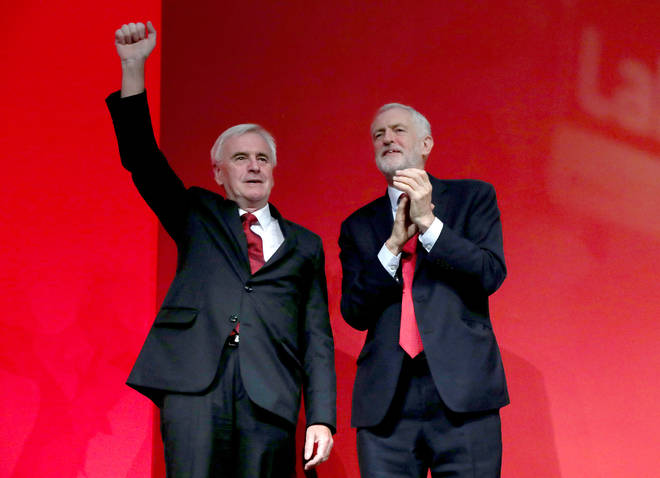 Jeremy Corbyn and John McDonnell have been political allies for many years